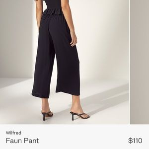 Wilfred Faun Pant - BRAND NEW WITH TAG - XS